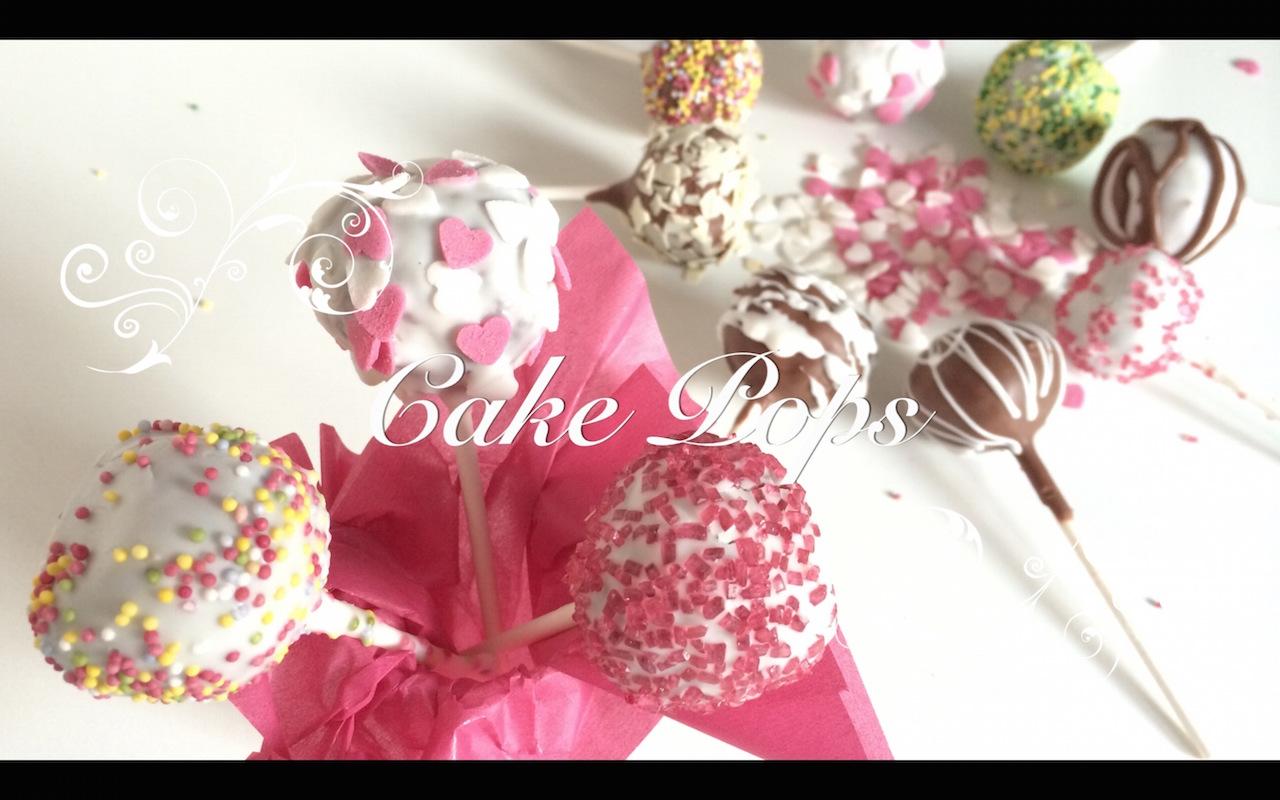 Foto Receta de Cake Pops
