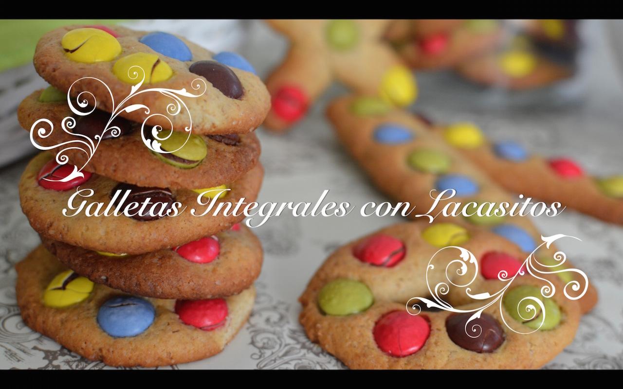 Foto de Galletas Integrales con Lacasitos
