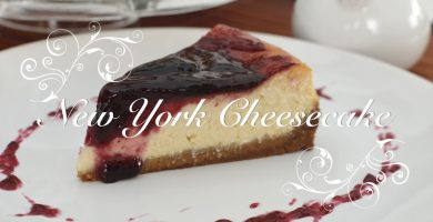 Foto New York Cheesecake