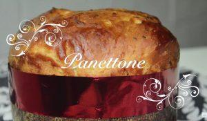 Receta de Panettone con Thermomix