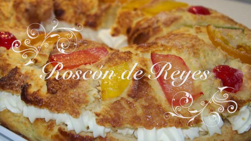 Receta de Roscón de Reyes con Thermomix