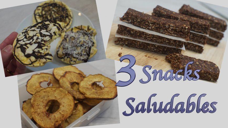 Snack Saludables