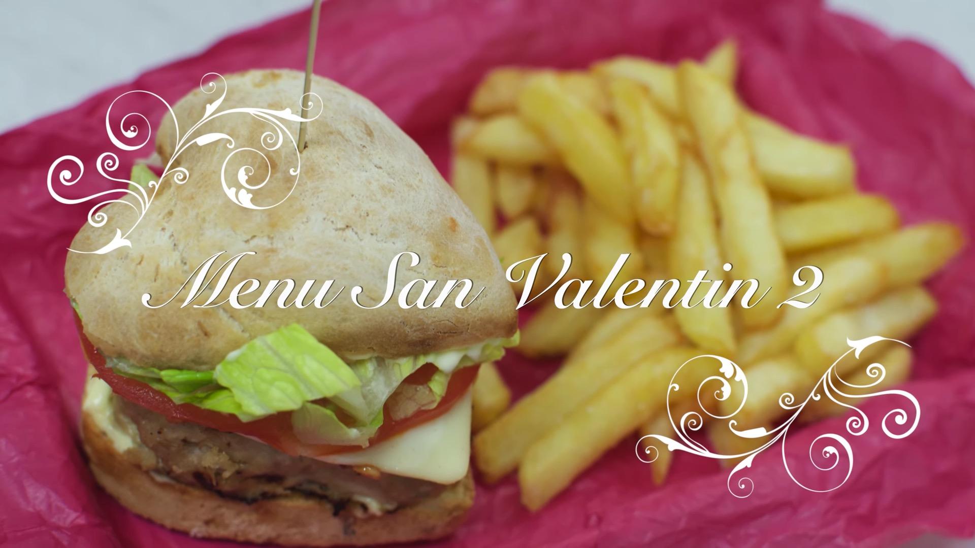 Cómo hacer Menu para San Valentin 2