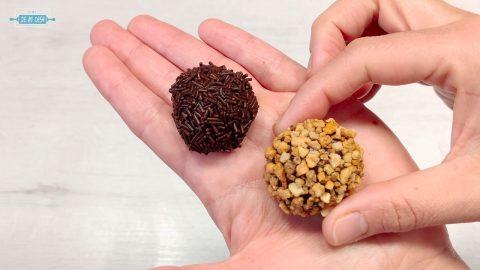 Trufas de Chocolate Caseras 9