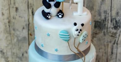 Tarta Osito Panda 1