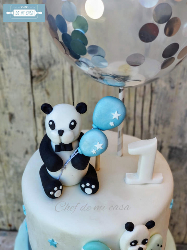 Tarta Osito Panda 2