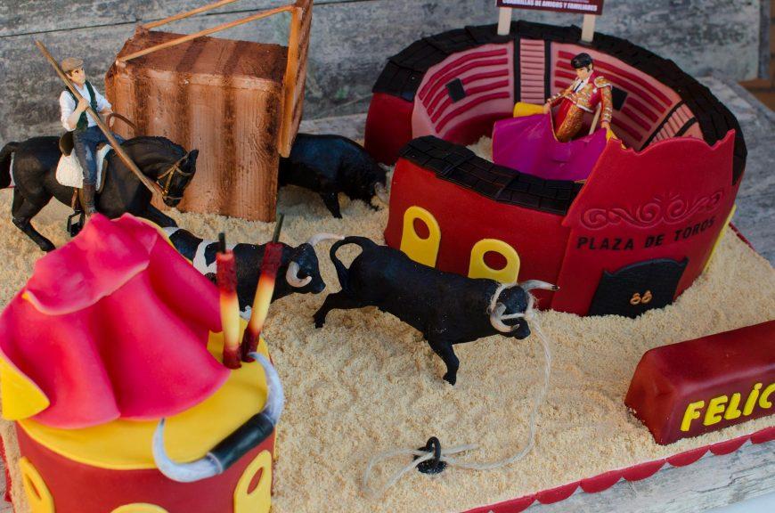 Tarta Plaza de Toros 1