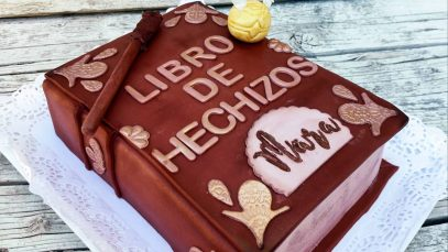 Tarta Harry Potter 1