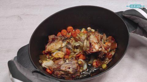 Caldo de Pollo Casero 3