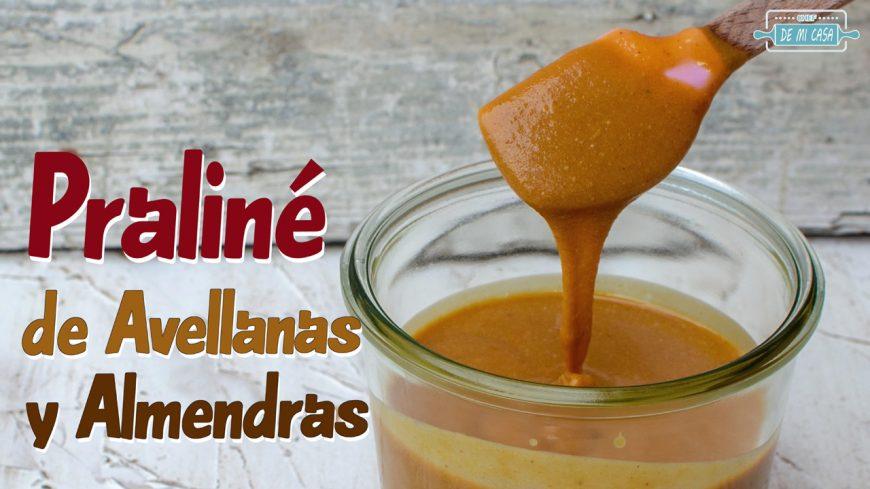 Praliné de Avellanas y Almendras
