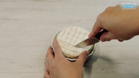Tosta de Queso Camembert 1