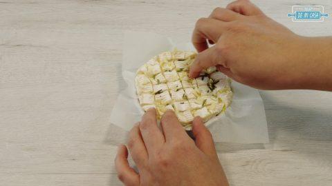 Tosta de Queso Camembert 4
