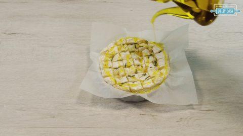 Tosta de Queso Camembert 5